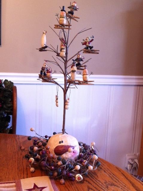 17 Best images about Weihnachten Tischdeko on Pinterest  Christmas ...