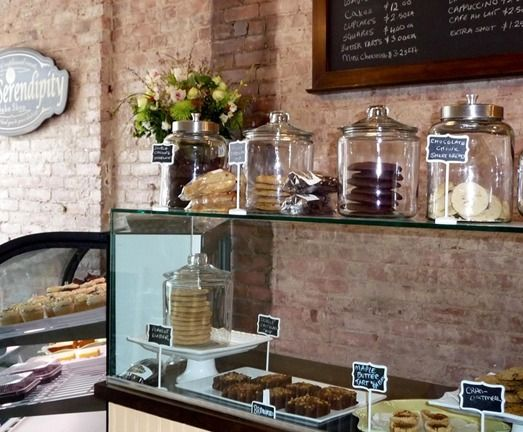 Sweet Serendipity Bake Shop at 1335 Danforth, east of Greenwood, takes great pride in what they do. They bake fresh from scratch using quality ingredients with the priority on TASTE.