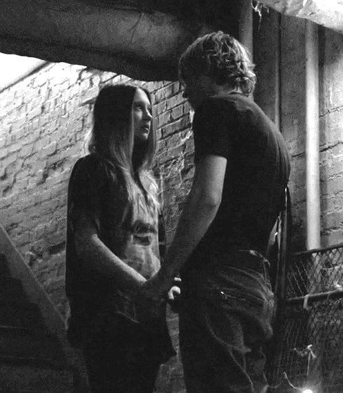 Tate and Violet. Best love story ever