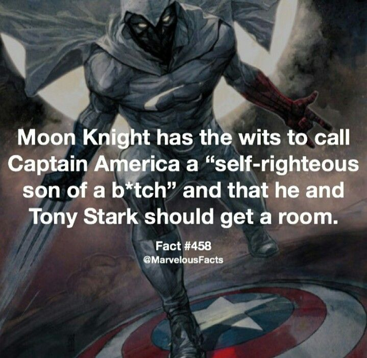 Moon knight Fact