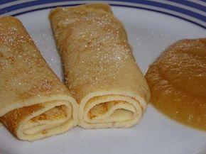 Der perfekte Pfannkuchen – gelingt immer   – Torten & Süßes