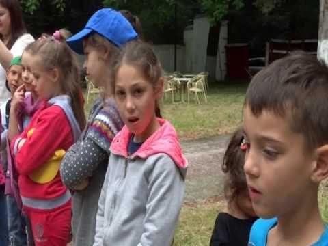 Copiii luptători de la Buziaş- Bacova