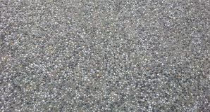 Greystone exposed aggregate driveway