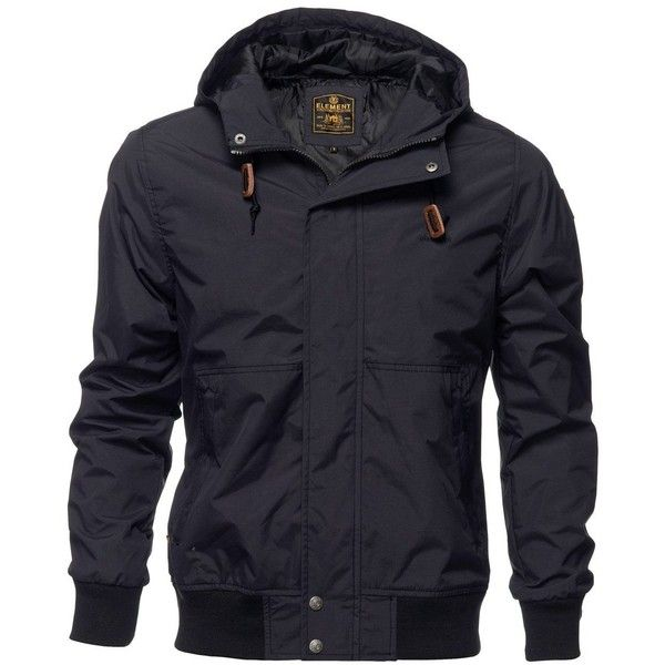Jacket Men Element Plymouth Spring II Jacket ❤ liked on Polyvore featuring men's fashion, men's clothing, men's outerwear, men's jackets, men, jackets, guys, male, mens sport jackets and mens sports jacket