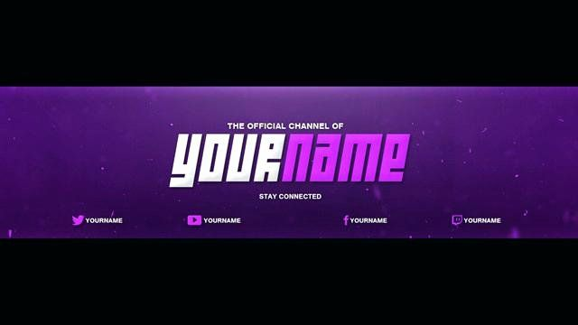 Banner Template No Text Awesome 5 Channel Art Banner 2560 1440 Youtube Template Download Youtube Banner Template Youtube Banner Design Banner Template
