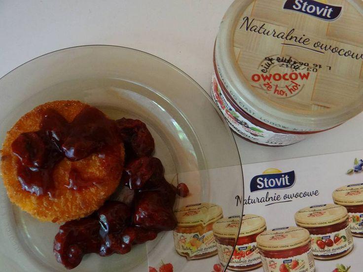 Camembert i... #NaturalnieOwocowe #Stovit #Streetcom