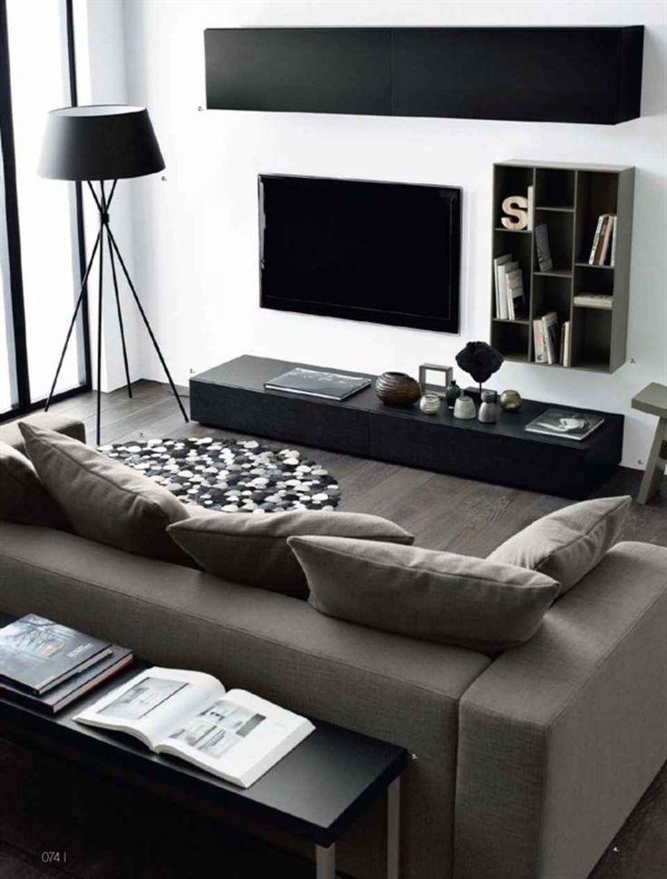 32 Perfekt minimale Wohnbereiche für Ihre Inspiration