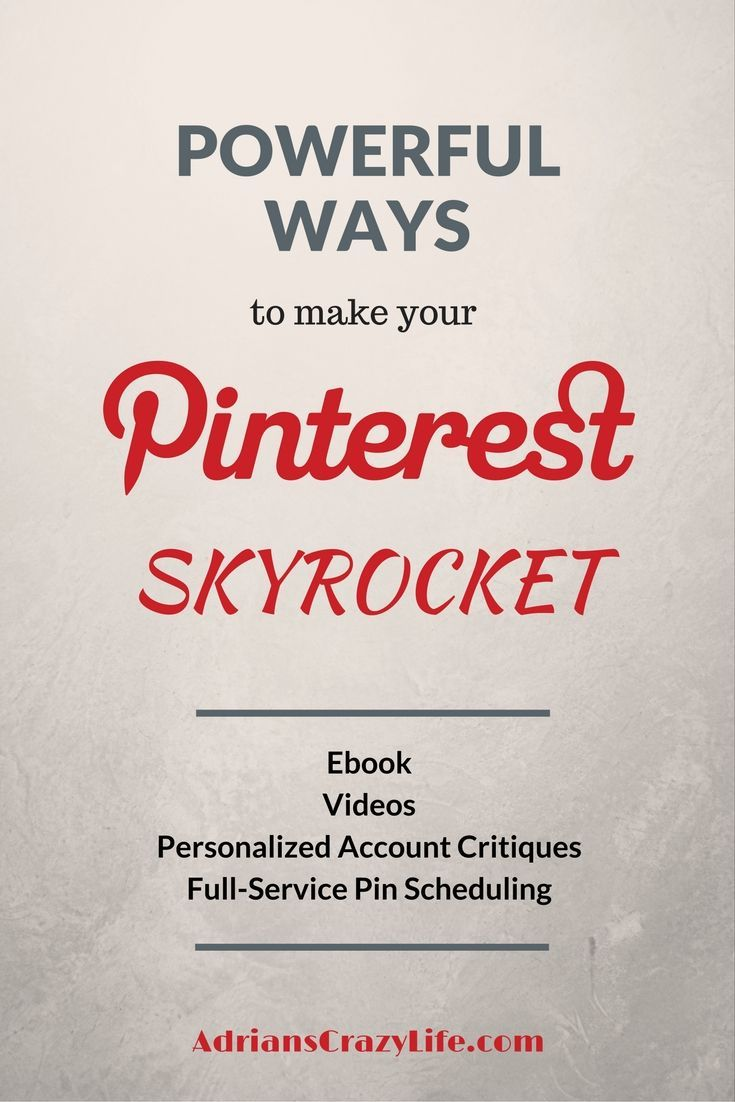 Want to grow your Pinterest success? Use these tips & resources!