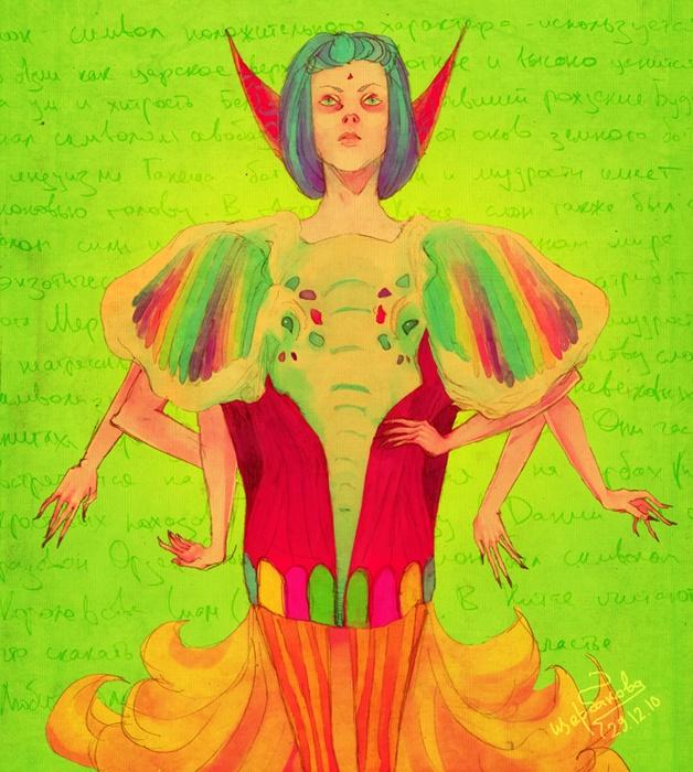 Preparati by Sin-Amber on Deviant Art.