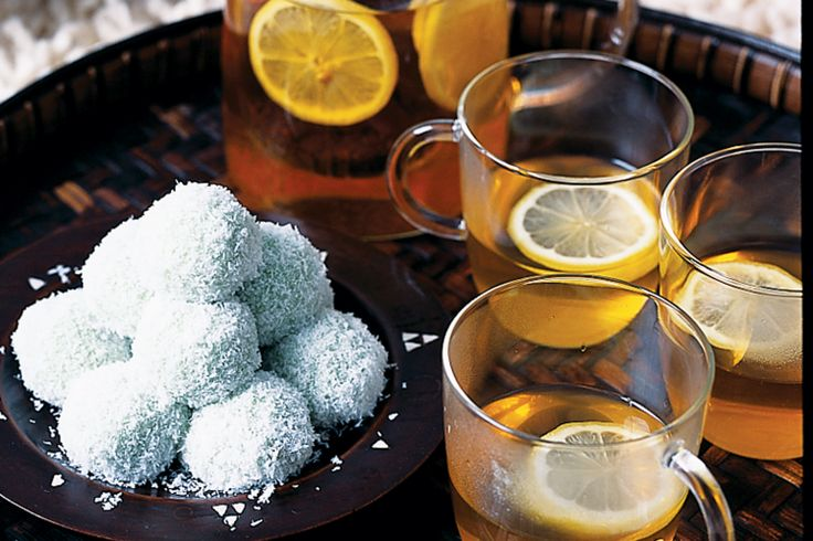 Lemon #Tea Recipe - Taste.com.au