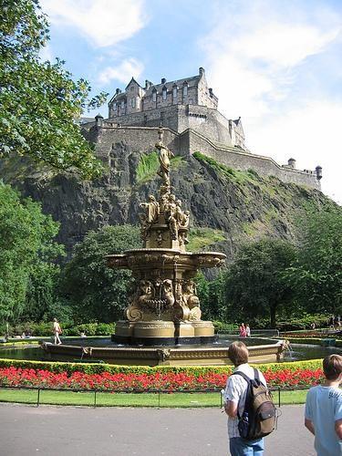 Cute Edinburgh