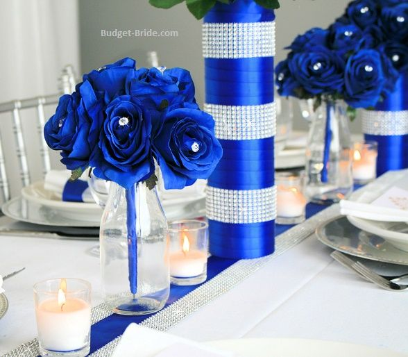 The 25 best horizon blue weddings ideas on pinterest wedding horizon blue wedding flowers royal blue roses junglespirit Images