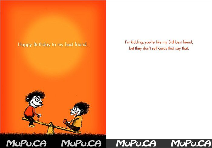 Birthday Cards For Friends Funny
