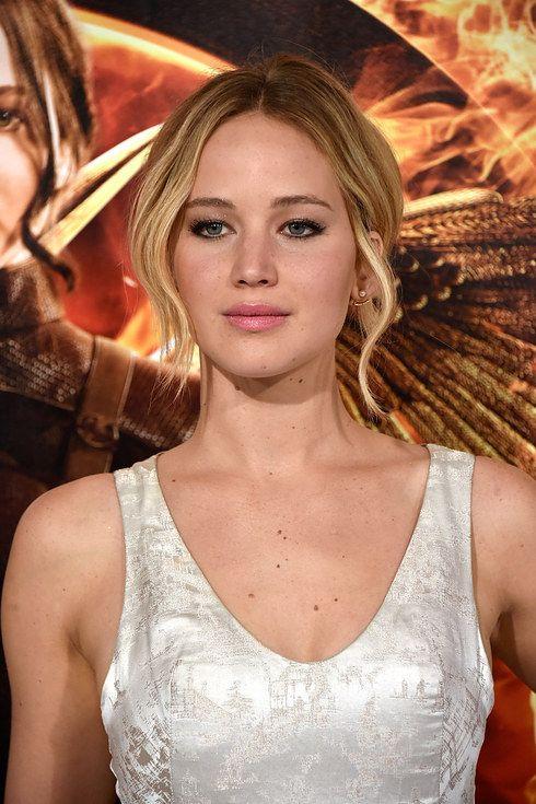 "November 17, 2014: Los Angeles, California | The Evolution Of Jennifer Lawrence's ""Hunger Games"" Style"