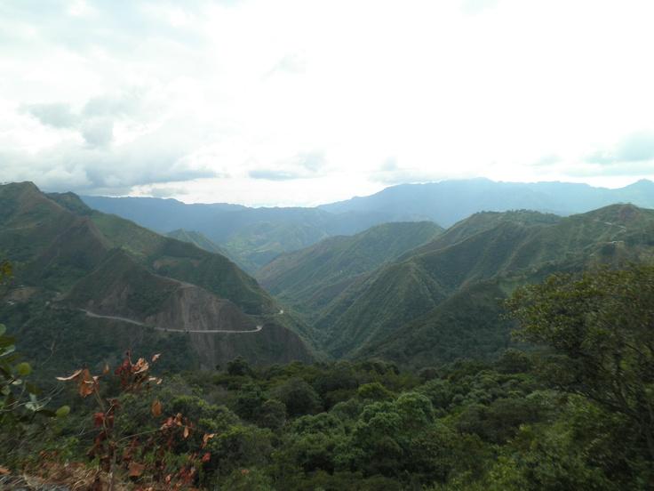 Montañas de Cundinamarca