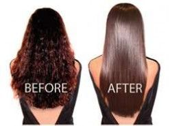 How to Chemically Straighten Your Hair at Home