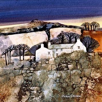 'Rock Cottage' by Michael Morgan (mm10)