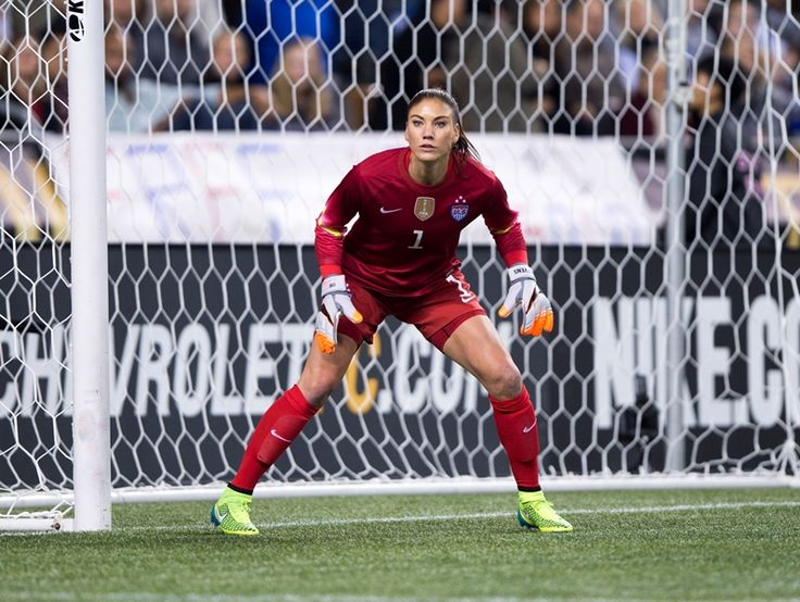 Gallery: U.S. WNT 2016 CONCACAF Women's Olympic Qualifying Roster
