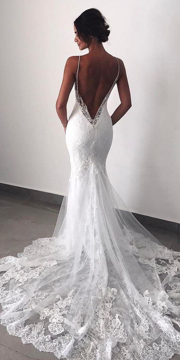 Great 33 Mermaid Wedding Dresses For Wedding Party – Lara Casanueva – #Casanueva #dres…