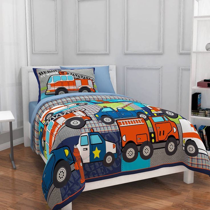 Broken Bedroom Door Fire Engine Bedroom Accessories Bedroom Before And After Makeover Warm Bedroom Colors And Designs: 25+ Unique Fire Truck Beds Ideas On Pinterest