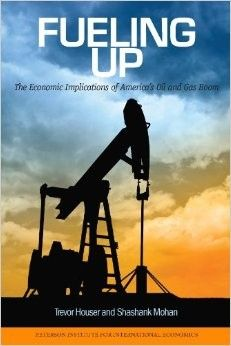 Fueling up : the economic implications of America's oil and gas boom / Trevor Houser and Shashank Mohan. -- Washington :  Peterson Institute for International Economics,  2014.