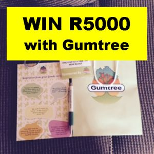 Win R5000 With Gumtree!