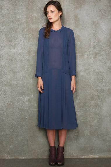 Carin Wester Roberta Bubble Seam Dress