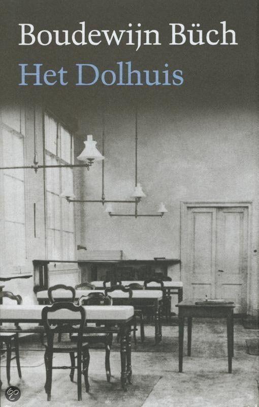 Het dolhuis / Boudewijn Buch