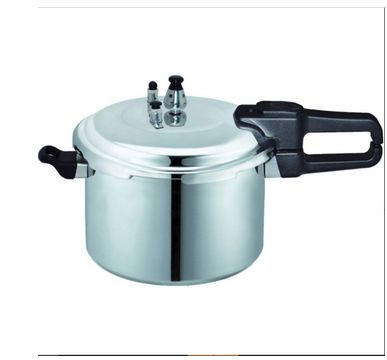 7.0 liter capacity Three safety valves Additional safety valve lock Dual grip handles Pressure regulator Lightweight