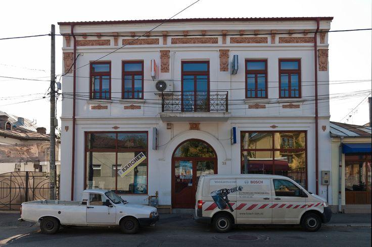 Casa Vulcan (înc. sec. XX), Strada  Sfânta Vineri 28, Pitești