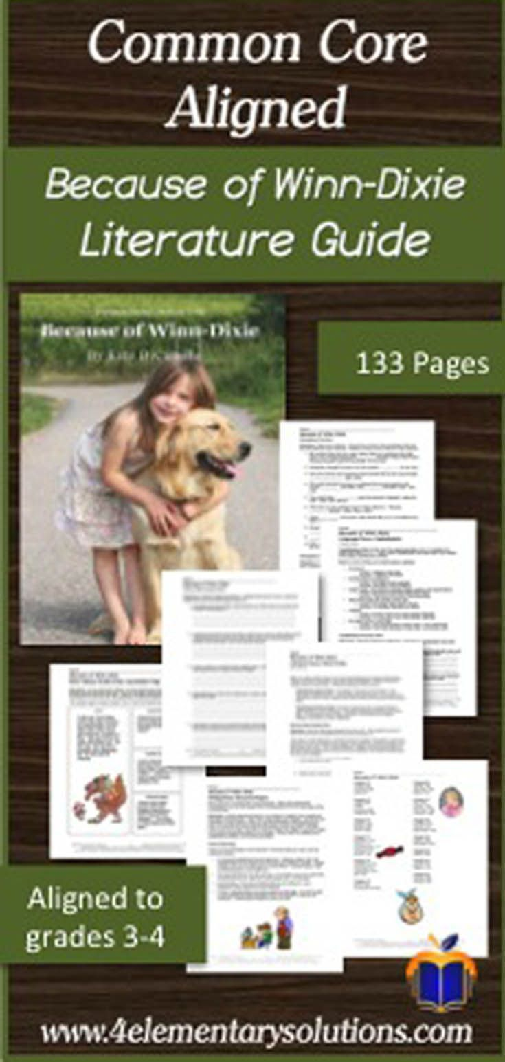 12 best because of winn dixie images on pinterest kate dicamillo