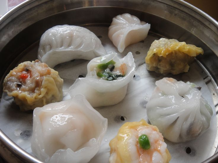 Celebrate Chinese New Year the right way. The top 5 Dim Sum recipes are here: Pork and Shrimp Dumplings (Jiao Zi), Spring/Egg Rolls, Peking Duck, Tea Eggs, Chinese New Year Cake. http://eat.snooth.com/articles/top-5-dim-sum-recipes/