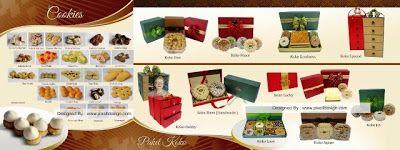 Contoh Brosur Iklan Makanan Kue Patisserie