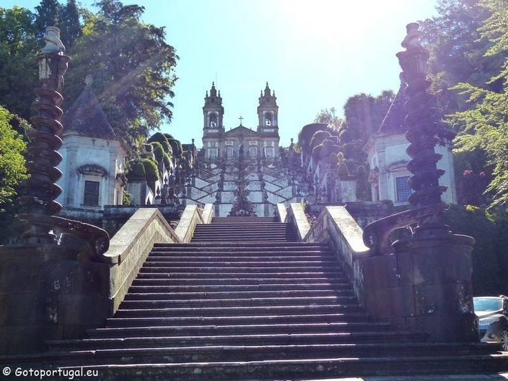 Braga is definitely the most religious city in northern Portugal and in the whole country.