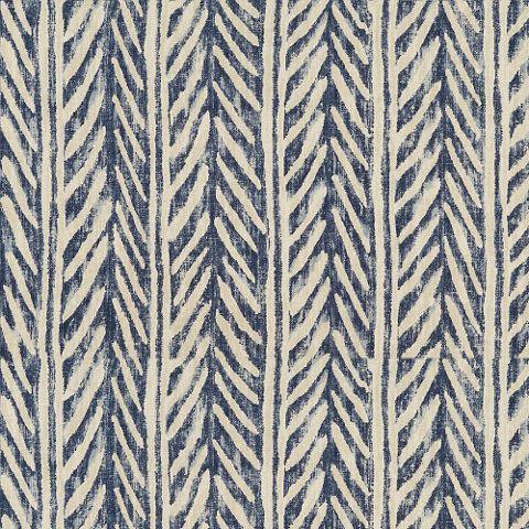 pemba in lapis from ralph lauren home #fabric #linen #blue