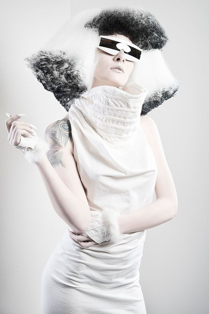AVANT GARDE: Jake Thompson - To see ALL the NAHA finalists' work, visit www.modernsalon.com/naha