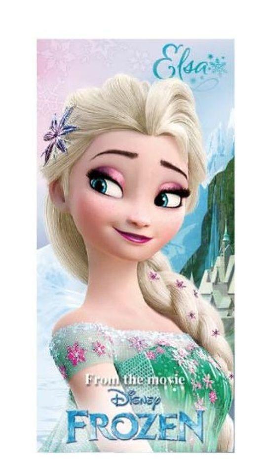 Disney Frozen Handdoek Elsa