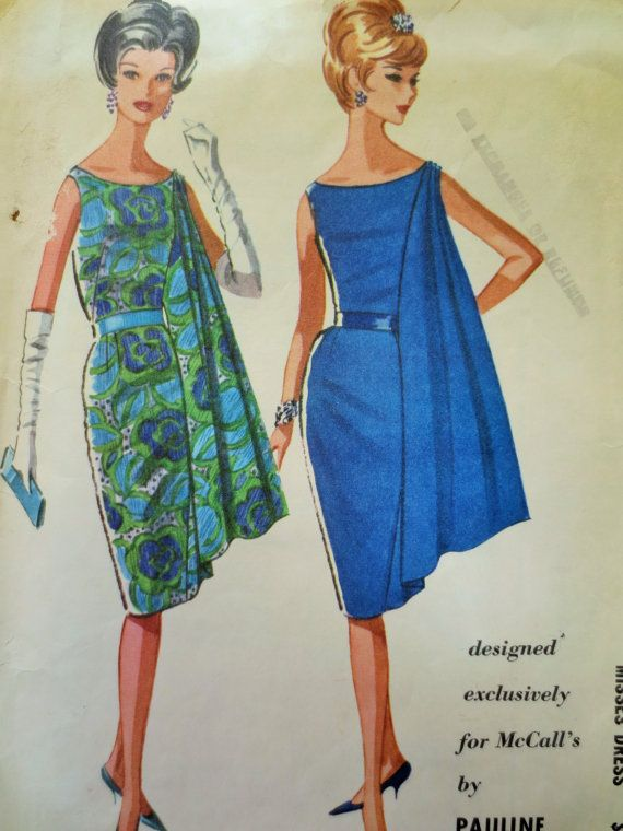 Easy sew cocktail dress