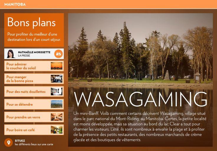 Wasagaming - La Presse+