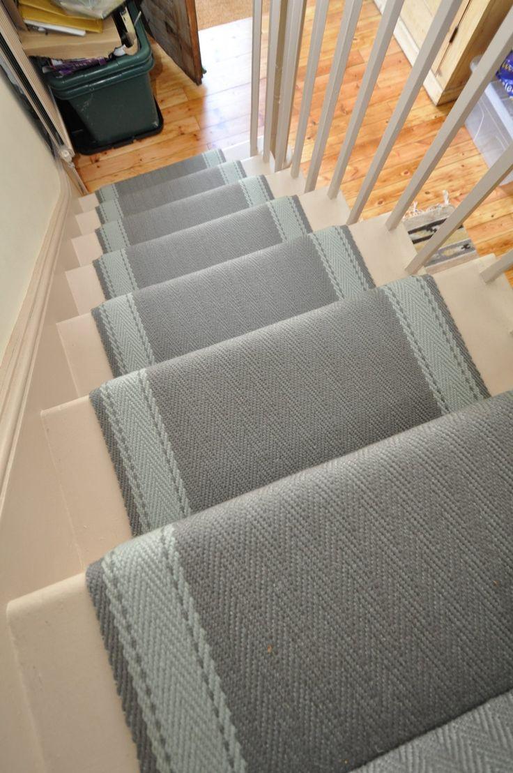 Best Elsdon 2 Narrow Off The Loom Stair Runner 400 x 300
