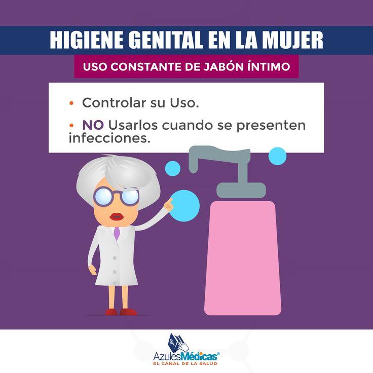 La #Higiene en la mujer puede prevenir #Infecciones y enfermedades. Aprende a cuidarte ►http://bit.ly/1QBRbDk #Salud #Prevencion