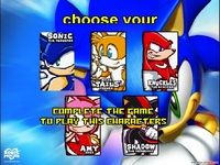 Соник Экстрим, само название игры говорит о трудностях которые должен преодолеть один из героев мультсериала.