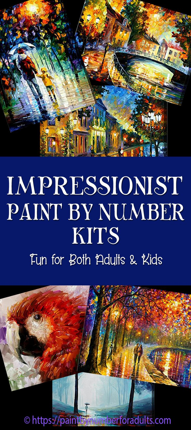 168 best Paint By Number Kits For Adults images on Pinterest | Fox ...