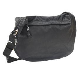 Derek Alexander Large Black Nylon Top Zip Hobo Handbag - Handbags ... 6cd7fea928527