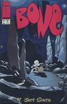 Chased out of Boneville with his cousins Phoney and Smiley, Fone Bone gets lost in the valley and get swept up in the adventure of a lifetime. He was created by Jeff Smith.