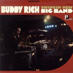 Buddy Rich Big Band The Best Of Buddy Rich