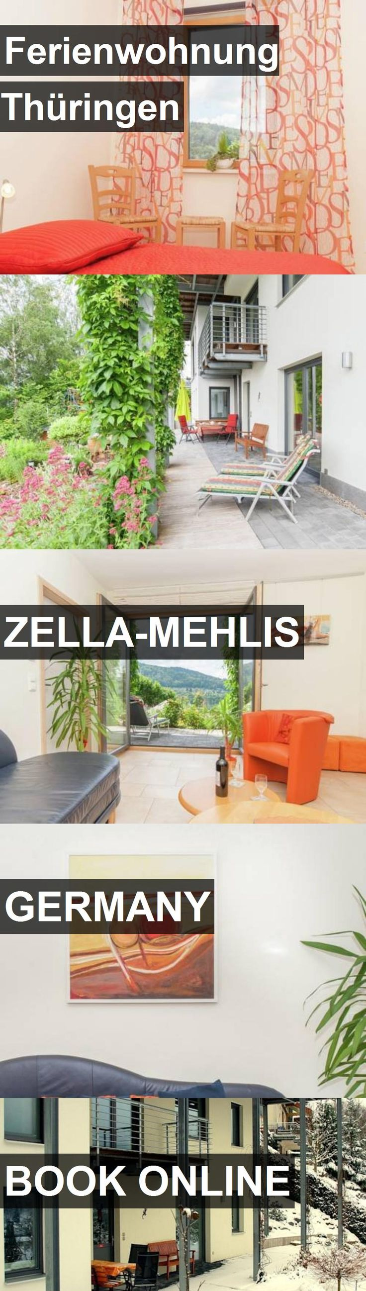 Hotel Ferienwohnung Thüringen in Zella-Mehlis, Germany. For more information, photos, reviews and best prices please follow the link. #Germany #Zella-Mehlis #FerienwohnungThüringen #hotel #travel #vacation