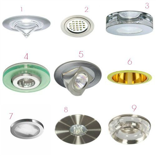 decor recessed lights5 How Recessed Lighting Can Brighten Your Home HomeSpirations