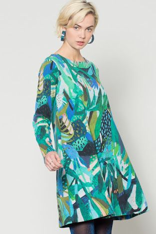 beb6507a26a5 Gorman clothing - Gorman x Megan Grant - Jungle swing dress