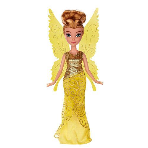 Disney Fairies 9 Inch Fashion Doll Queen Clarion Jakks